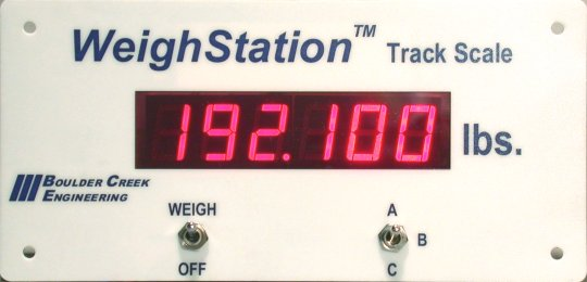 WeighStation™ Track Scales
